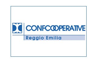 Logo Confcooperative Reggio Emilia
