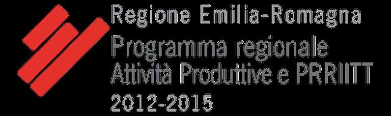 Logo programma triennale attività produttive