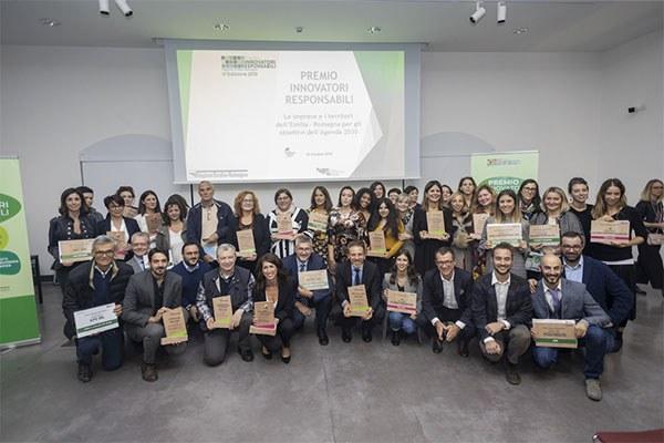 Premio Innovatori Responsabili 2019