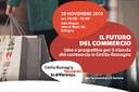 Il futuro del commercio in Emilia-Romagna, convegno a Bologna