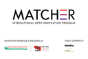 Matcher international open innovation program, call per startup