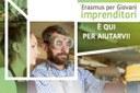 Programma Erasmus all'estero per sviluppare un'idea
