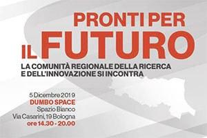 Ricerca e innovazione, la comunità regionale si incontra