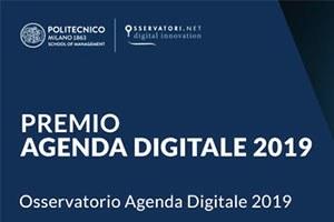 Torna il Premio Agenda Digitale promosso dal Politecnico di Milano