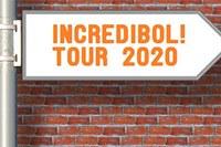 IncrediBOL! 2020, in partenza il tour di presentazione
