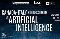 Intelligenza artificiale, torna il Canada-Italy Business Forum