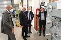Logimatic di Ozzano Emilia, nuovo modello di filiera per la costruzione di macchine automatiche