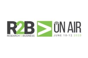 R2B - Research to Business 2020: un'edizione interamente digitale