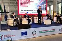 Tecnopolo di Bologna, al via il cantiere nell'area che ospiterà importanti centri di ricerca