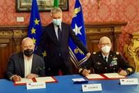 Aerospazio, accordo a Roma: l'Emilia-Romagna nella fase di esplorazione Usa e nei rapporti col Polo di Houston