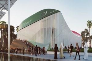 Cento giorni a Expo Dubai: la Regione verso Padiglione Italia con le riprese di Salvatores