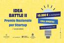 IDEA BATTLE II, una call nazionale per startup e progetti innovativi