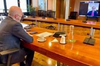 Relazioni internazionali. Il presidente Bonaccini ha incontrato l'Ambasciatore d'Austria
