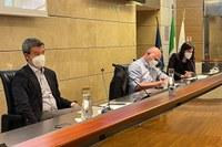 Sviluppo sostenibile: riunione del Patto per il Lavoro e per il Clima con il ministro Orlando